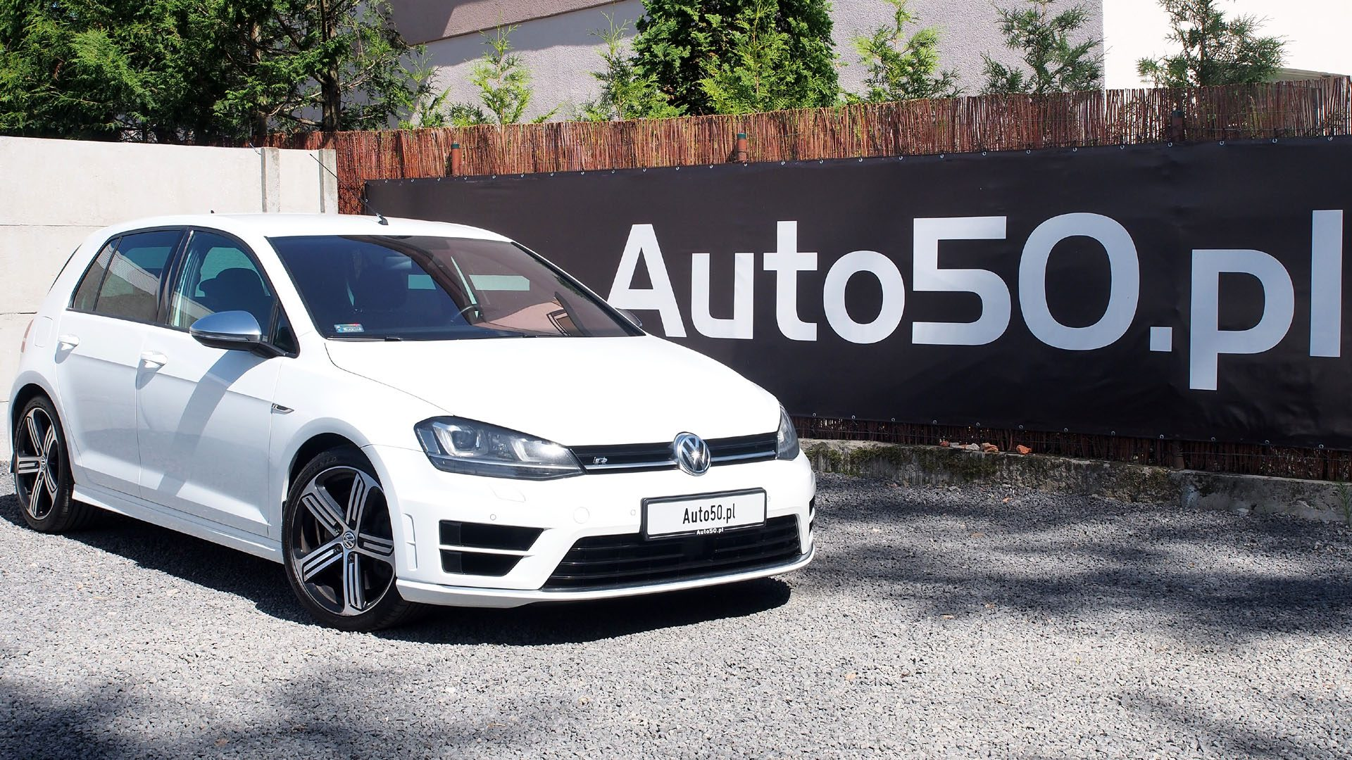 Volkswagen Golf R 2.0TSI 300KM 4MOTION