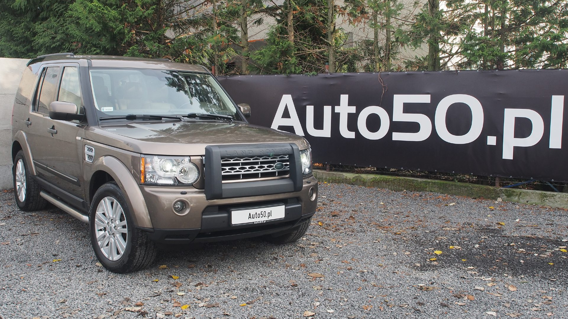 Land Rover Discovery 4 SDV6 HSE 245KM