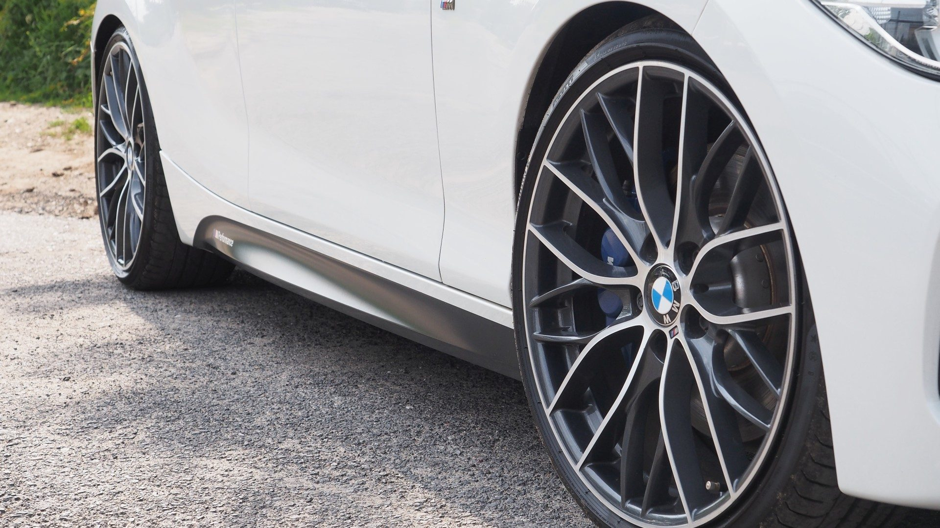 BMW M135i xDrive 327KM