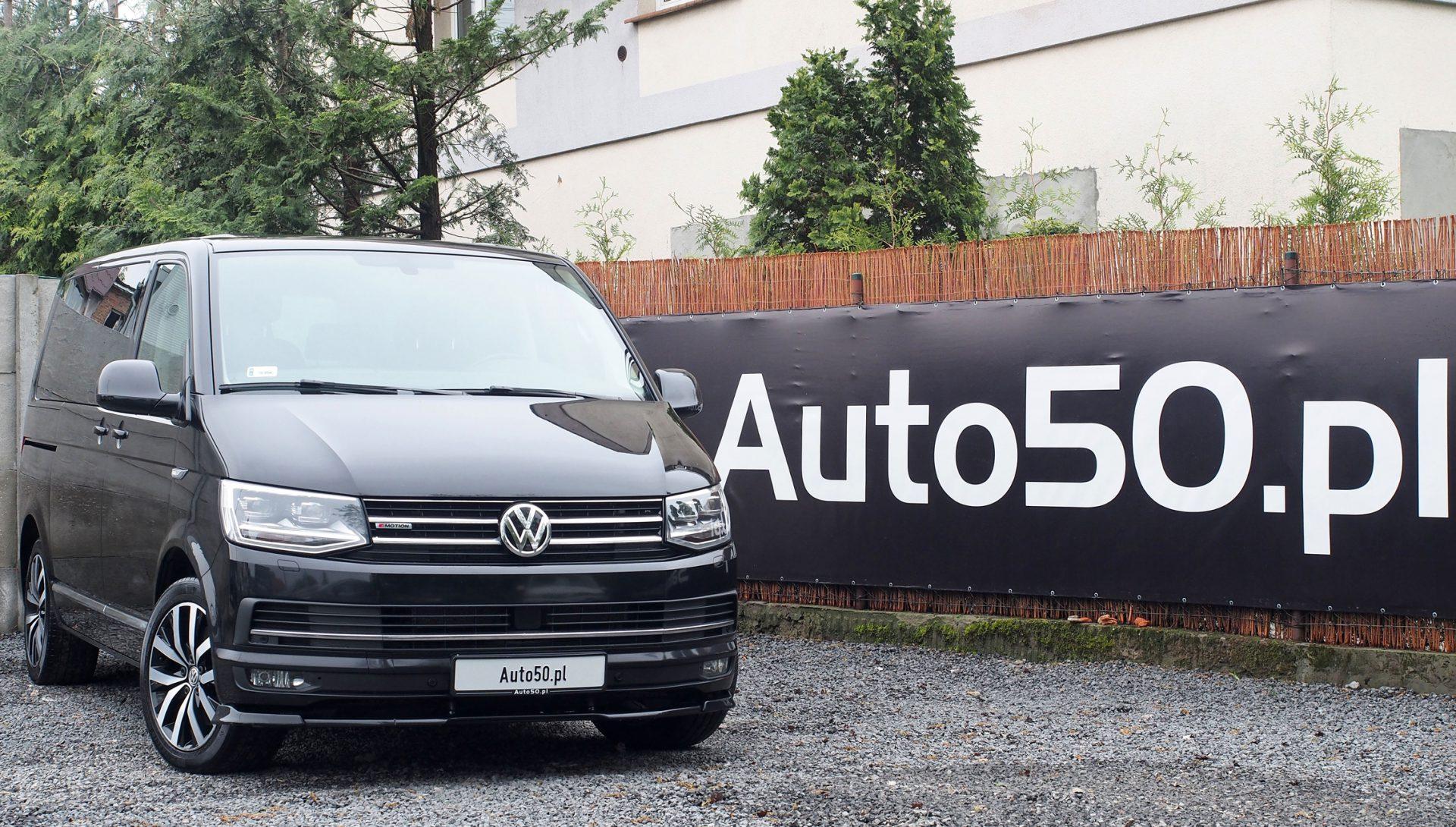 Volkswagen Multivan T6 204KM 4MOTION DSG
