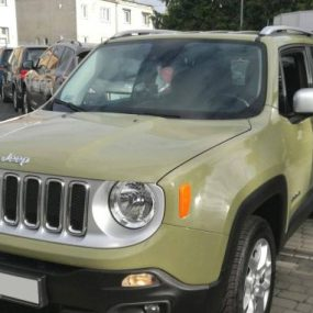 Pan Jarosław (Jeep Renegade Limited)