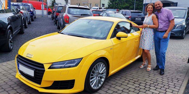 Jerzy Wawryszczuk (Audi TT Coupe)