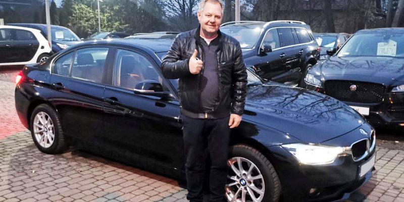 Krzysztof Piasek (BMW 318i)
