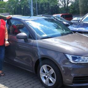 Lukas Grześ (Audi A1)