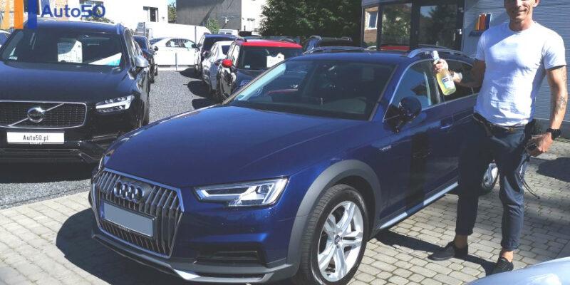 Igor Mikoda (Audi A4 allroad)