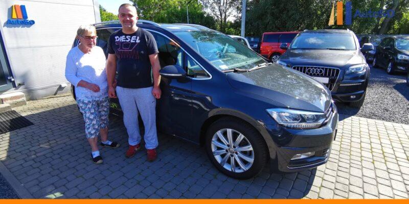 Przemek Kapiwąs (VW Touran)