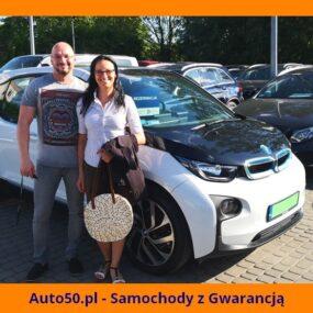 Przemysław Zawadzki (BMW i3)