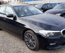 BMW 520d xDrive Sport Line
