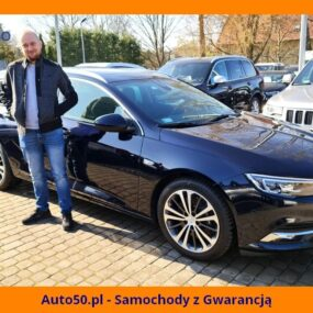 Daniel Książek (Opel Insignia Elite 260KM 4x4)