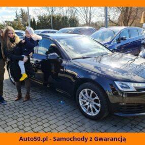 Dawid Fajferek (Audi A4 Quattro S-Tronic)
