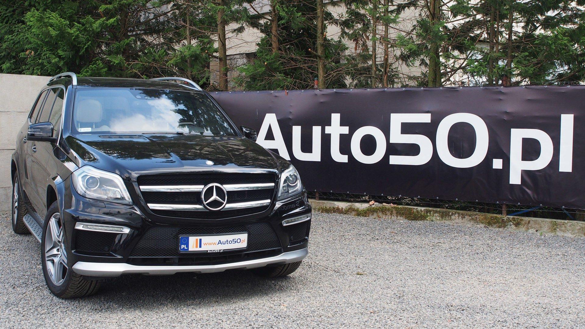 Mercedes-Benz GL 63 AMG 558KM