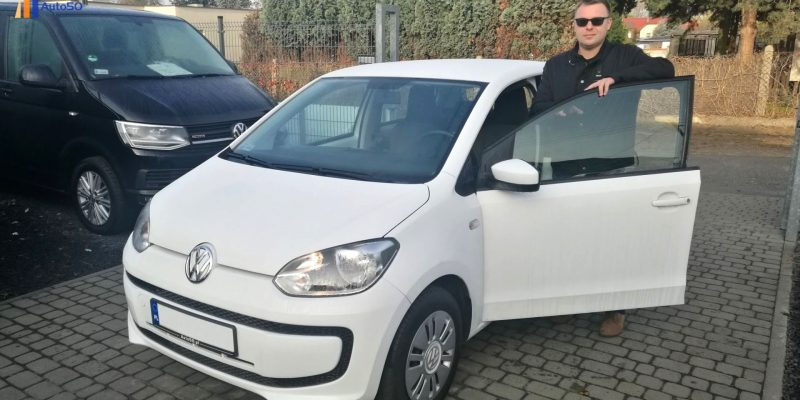 Tomasz (Volkswagen Up! 2013r.)